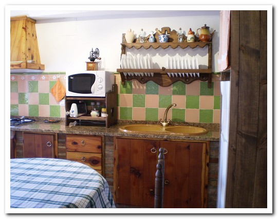 La cocina casa abuela pilar for Cocinas antiguas recicladas